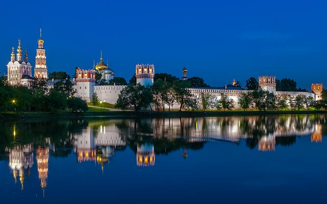 Russia Novodevichy
