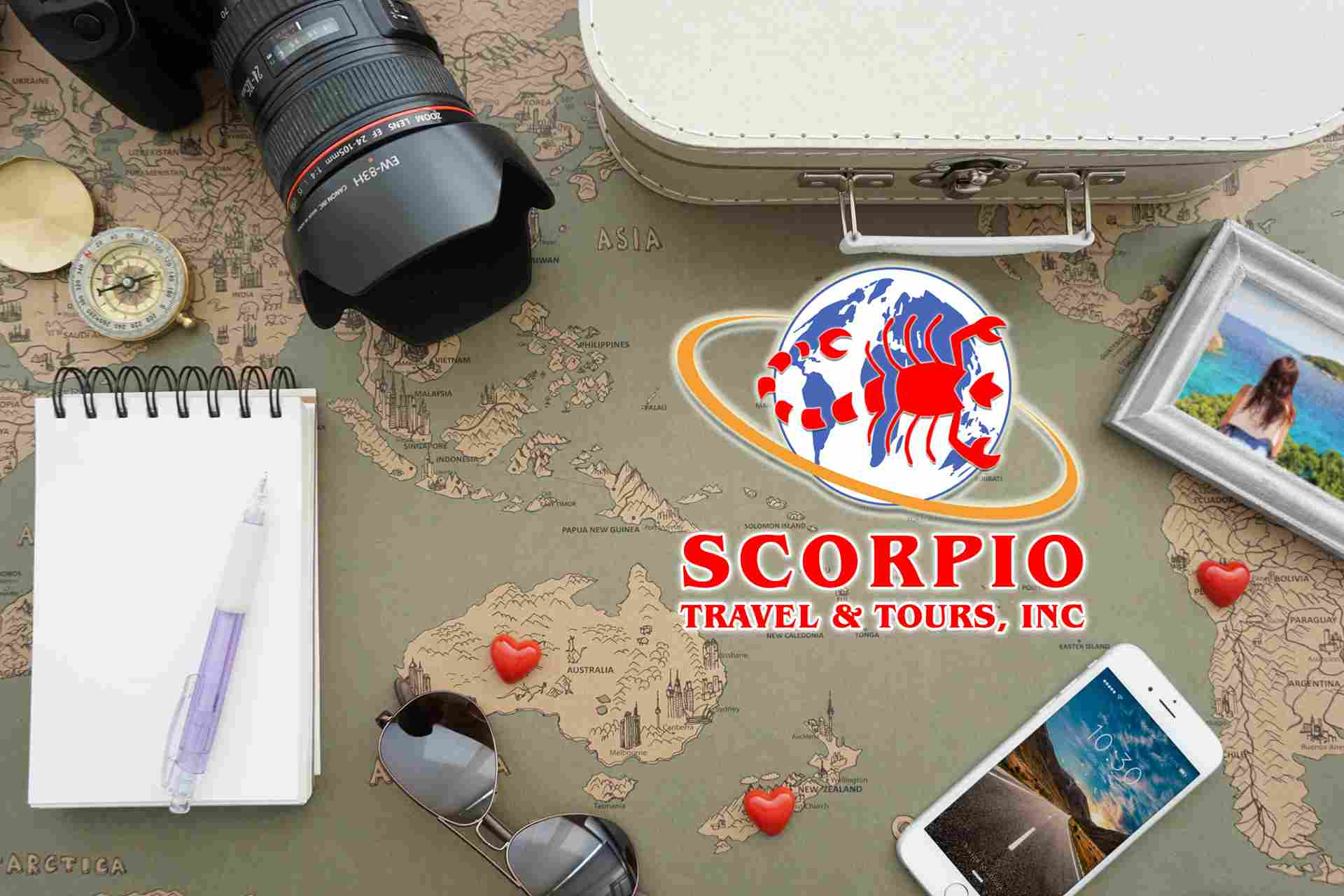 Scorpio Travel & Tours