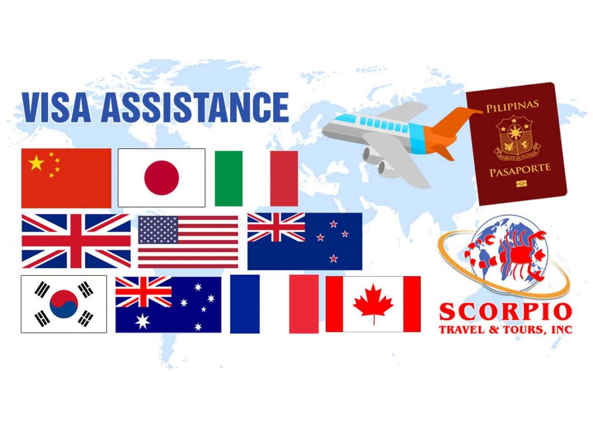 Tourist Visa Assistance