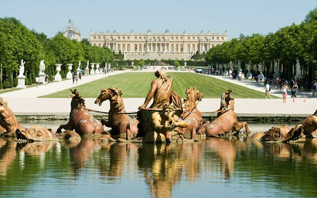 Europe France Versailles
