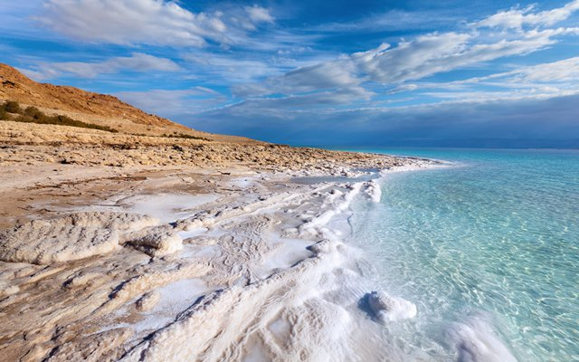 Holy Land Dead Sea