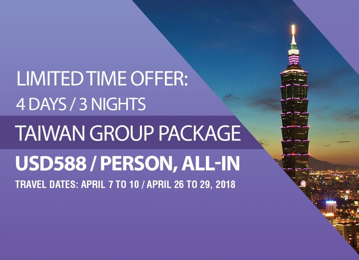 Taipei Group Package