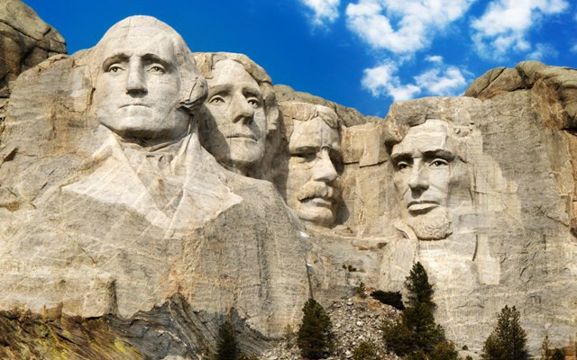 USA Mount Rushmore
